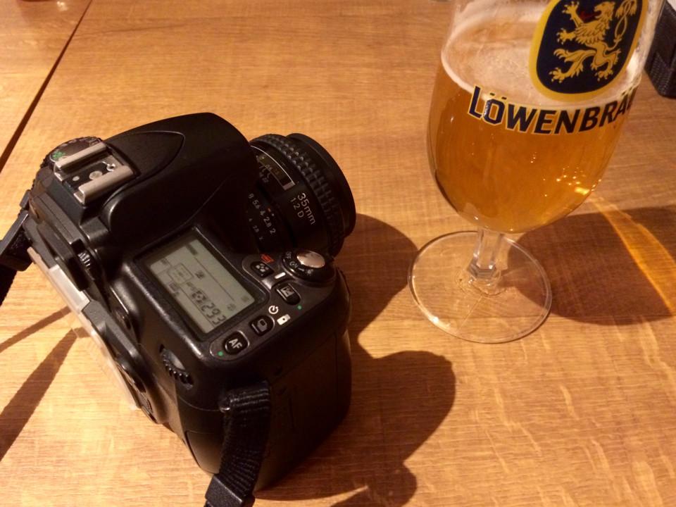 ルーベンブロイとカメラ