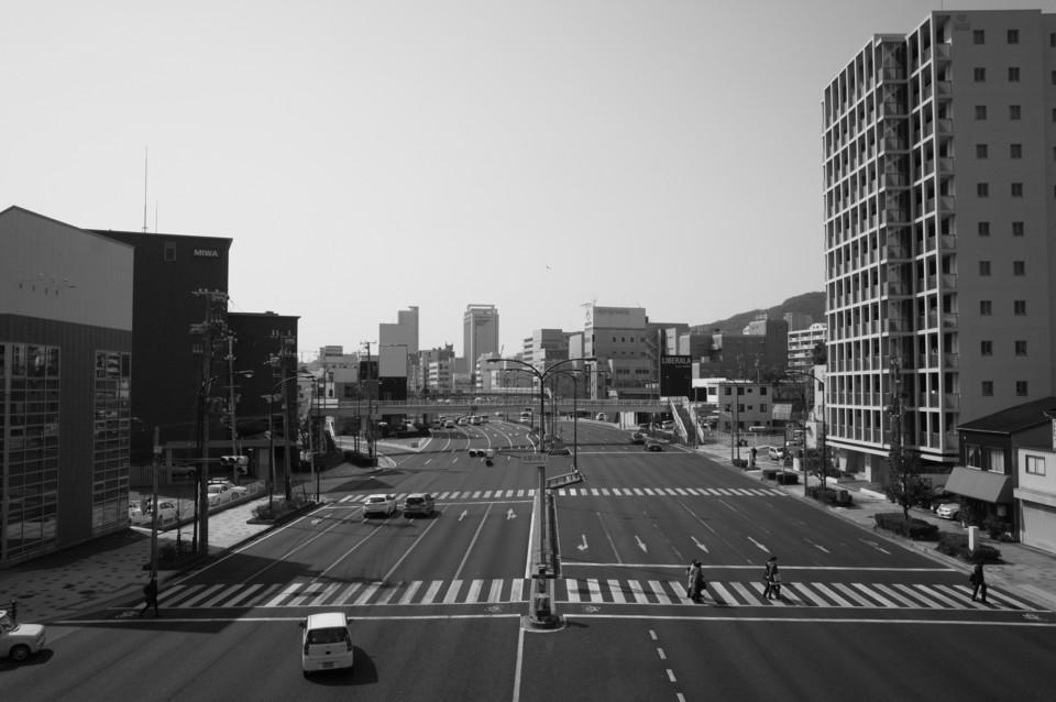 神戸・海岸沿い