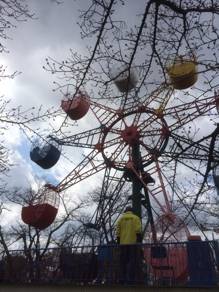姫路市立動物園の観覧車