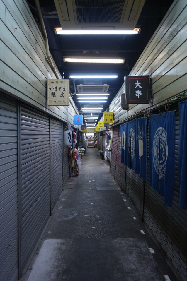 神戸垂水・商店街