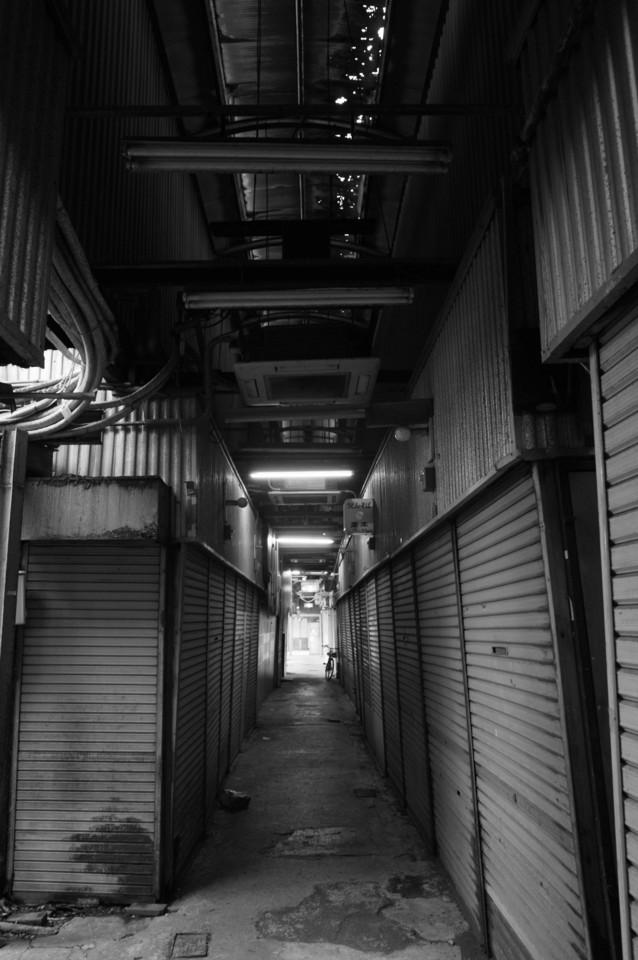 垂水・商店街