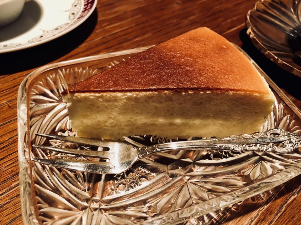 チーズケーキもおすすめなのだ