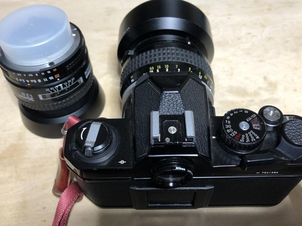 Nikon NewFM2