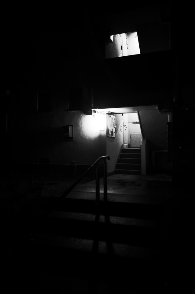 団地・階段