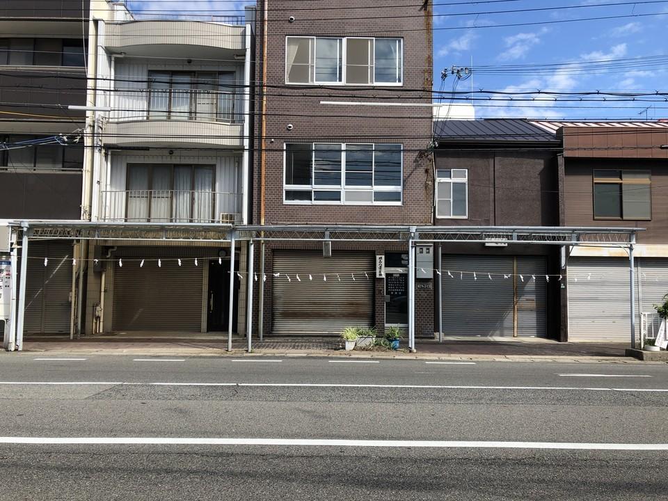 まつりの街角(iPhone8 Plus)