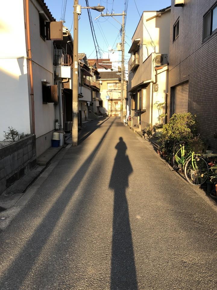 大阪のある町