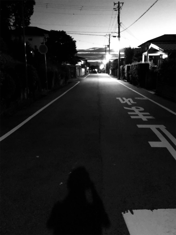 帰路(夜)