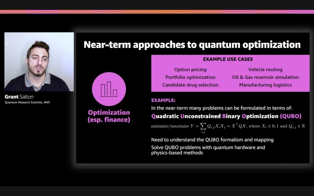 QUBOに関する数式
