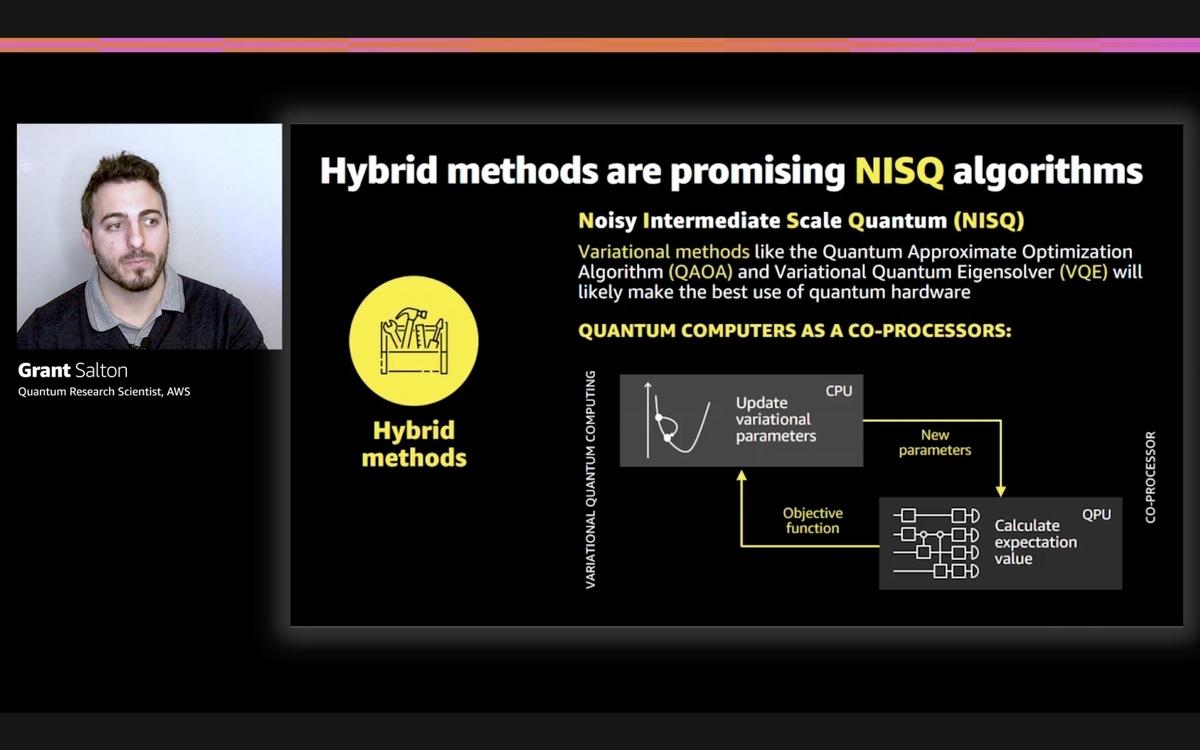 NISOアルゴリズムをハイブリッド構成で