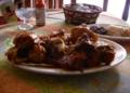 マヤの伝統料理、アルマジロほか