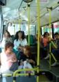 [アルゼンチン][ブエノスアイレス][バス]