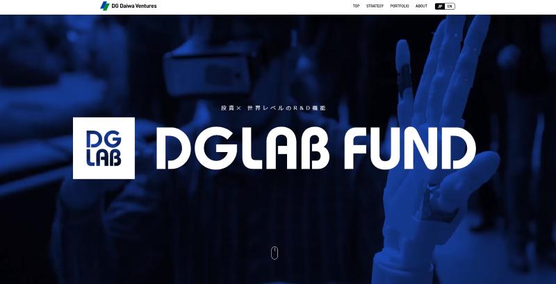 DG Daiwa Ventures