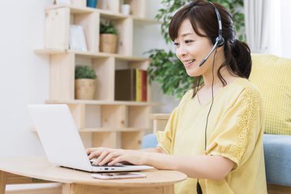 在宅で企業の電話番 電話の一次受付サービス