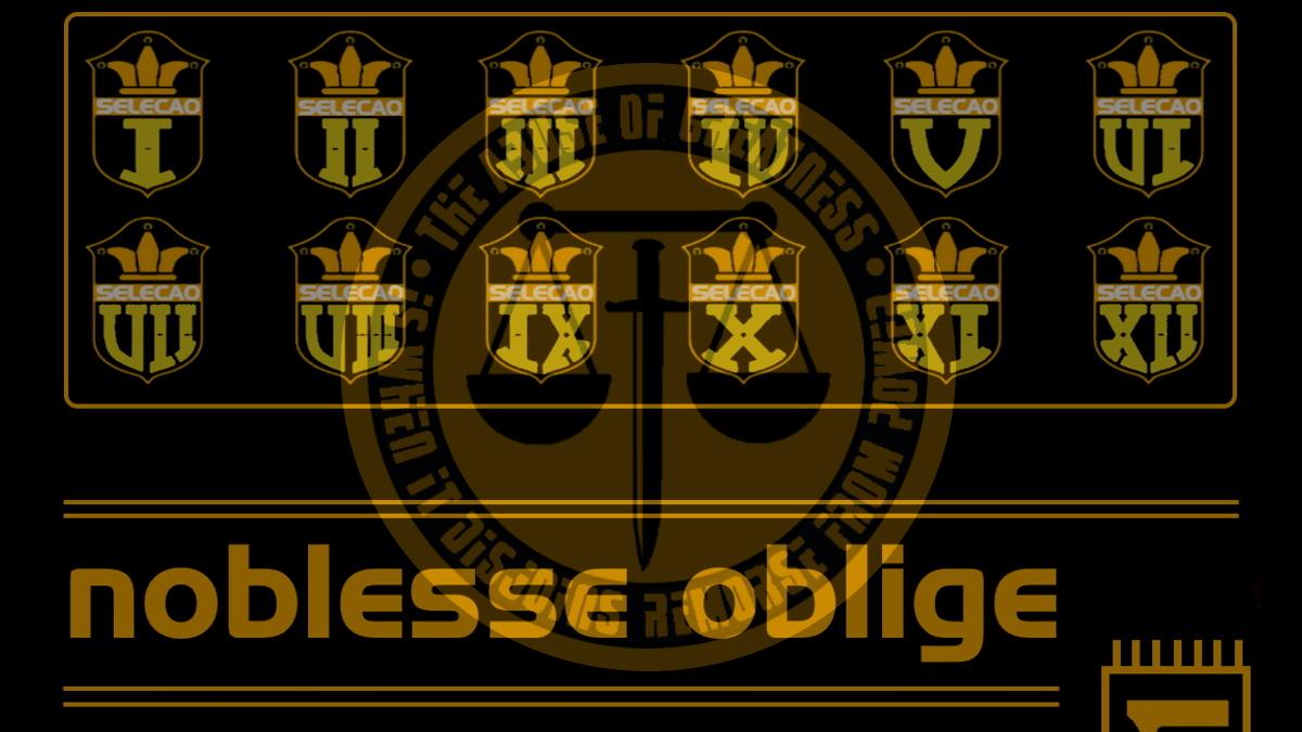 東のエデン noblesse oblige