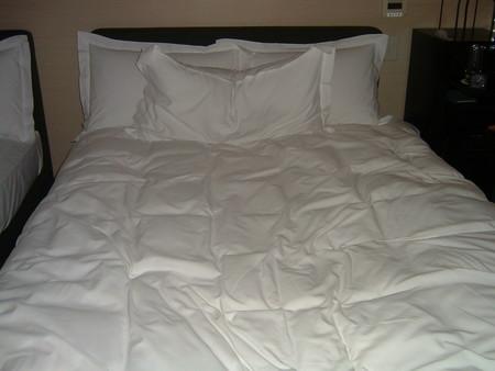 パークのベッド