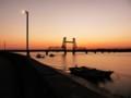 [風景]昇開橋