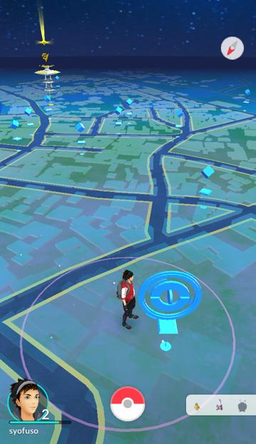 浜坂のポケスポット