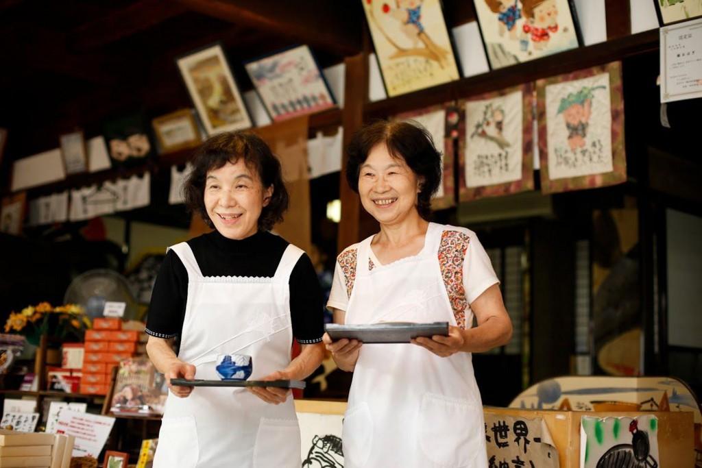 湯村温泉おばあカフェ