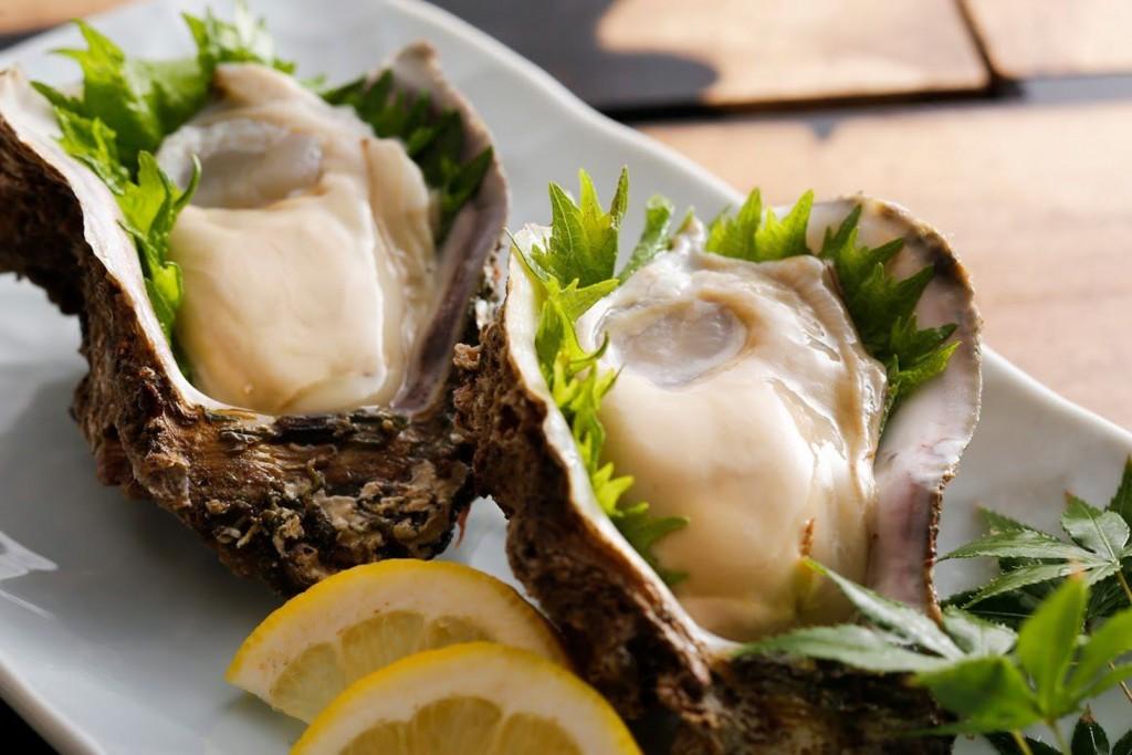 海のミルク 岩牡蠣