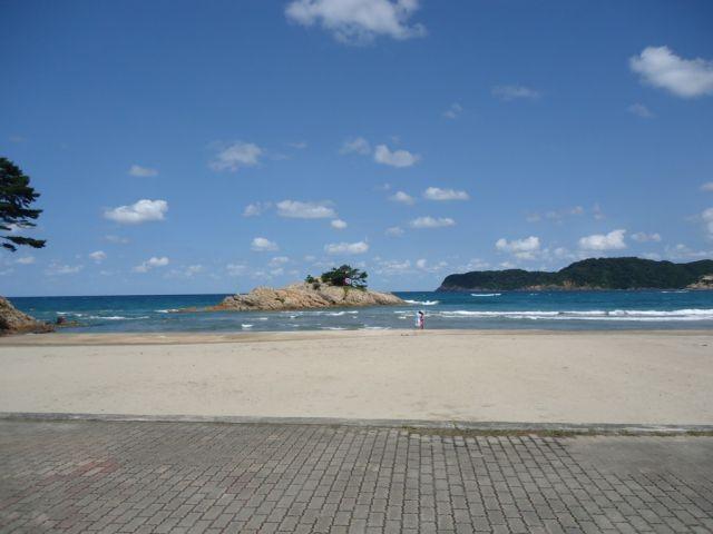 浦富海岸海水浴場
