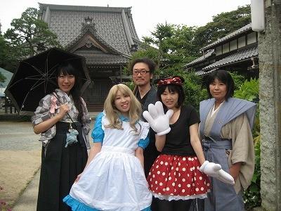 かくれんぼ大会2010
