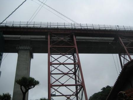 余部鉄橋のこと