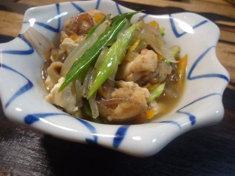 新温泉町郷土料理「じゃぶ煮」