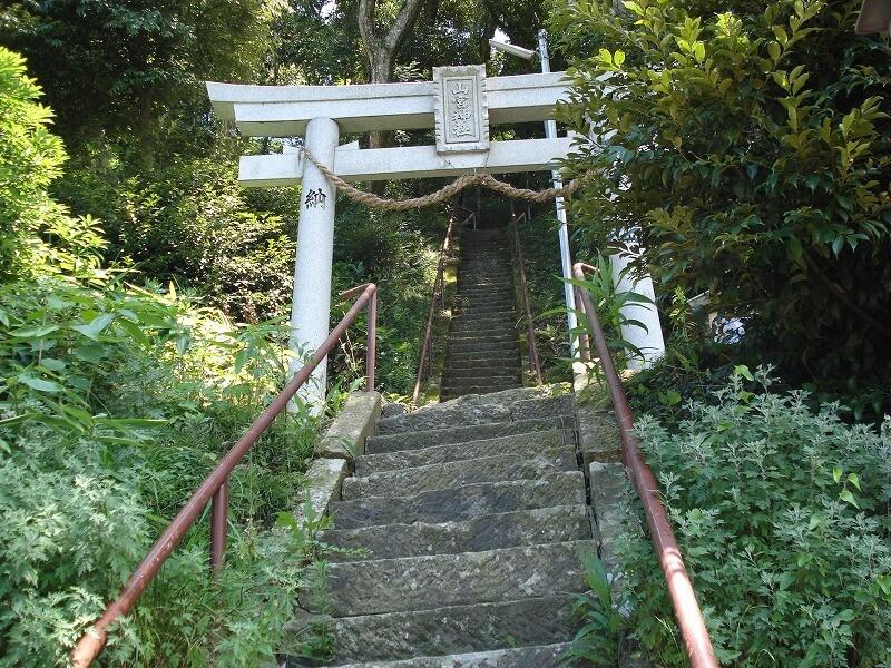 七釜温泉山宮神社