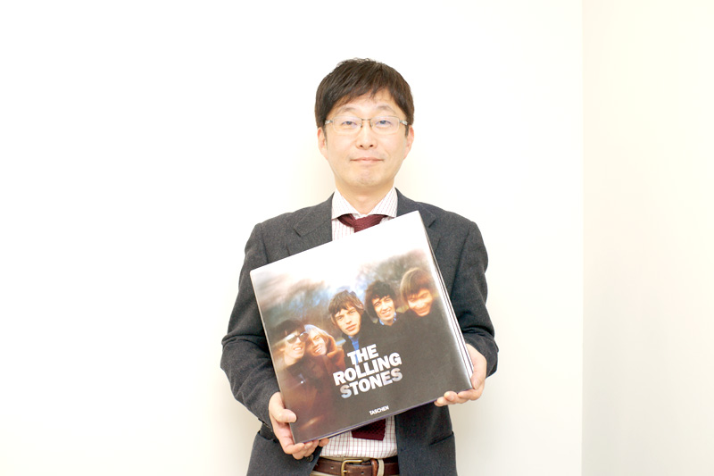 札幌市図書・情報館 館長 淺野隆夫さん