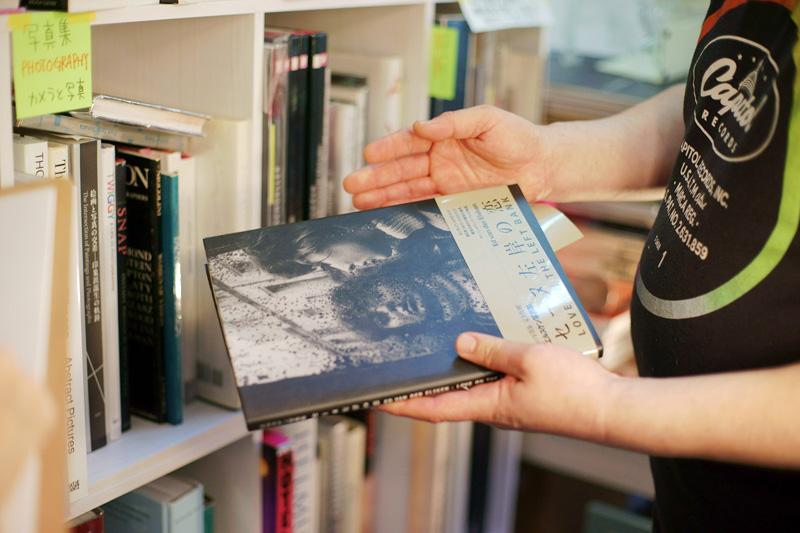 「ものとしての本が好き」という池田さん。