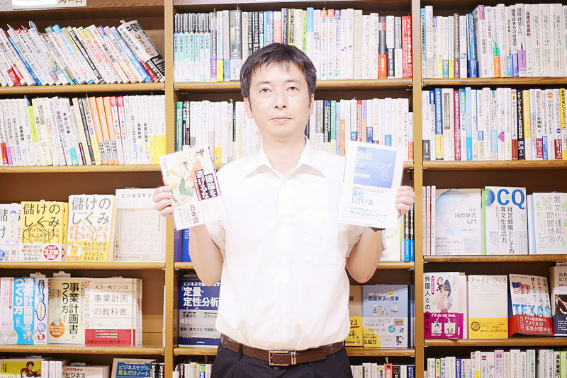 MARUZEN&ジュンク堂書店 札幌店 店長 石原 聖さん