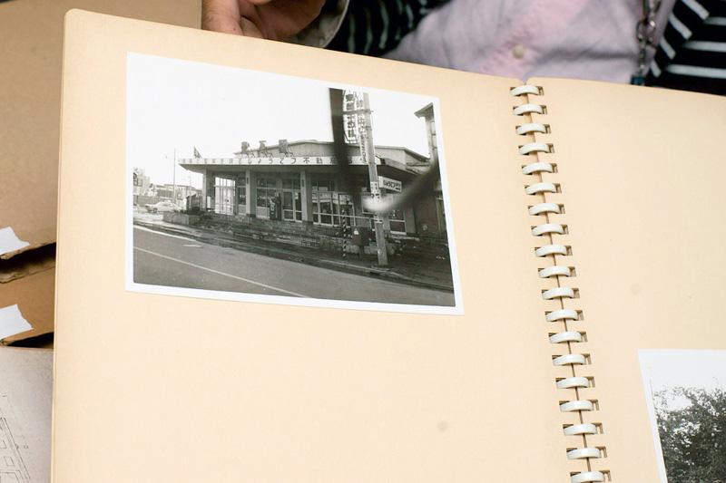 昭和40年代の豊平駅