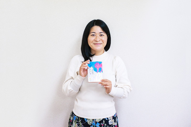 アトリエ ツキミタイニ 長谷川 彩さん