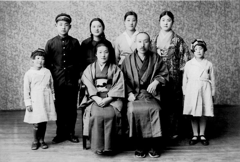 としさん家族写真