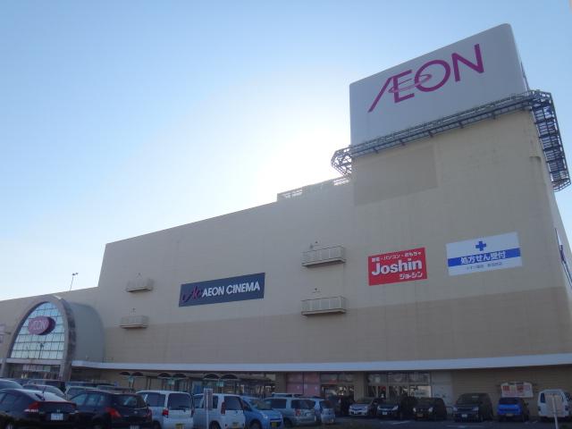 イオン新潟西店 商業施設ブログ