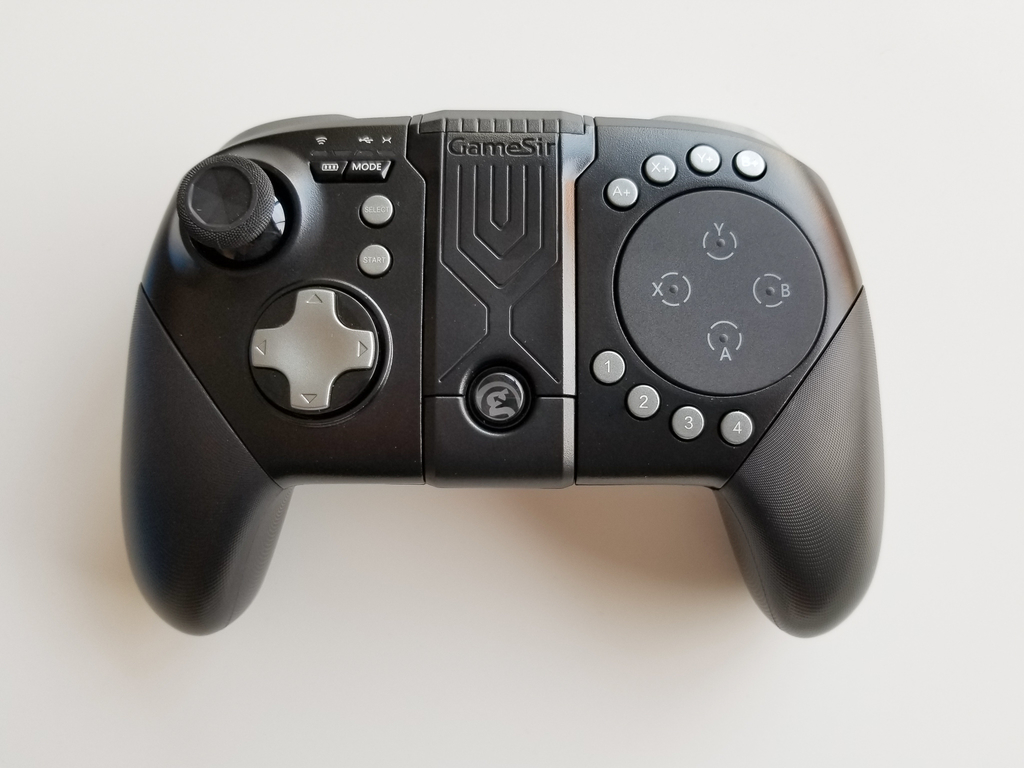 GameSir G5 外観