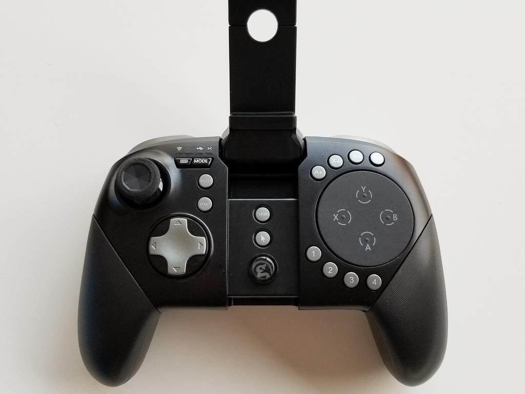 GameSir G5 ブラケット開く