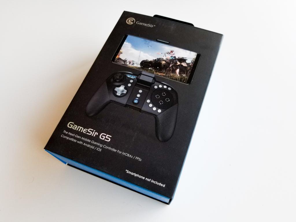 GameSir G5 パッケージ