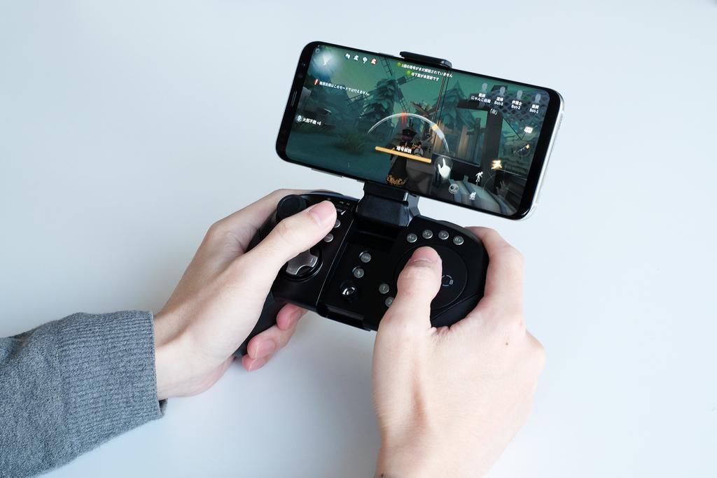 GameSir g5はすごいコントローラー