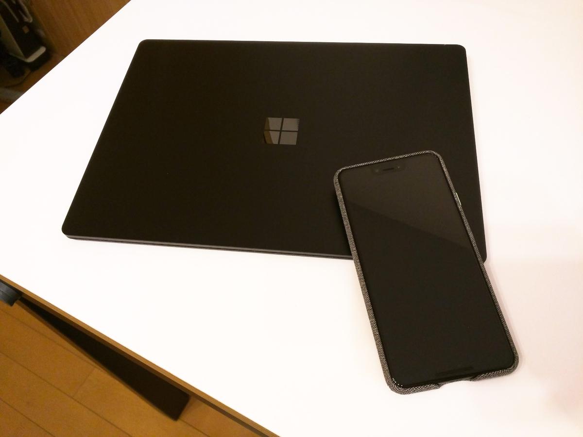 Surface Laptop 2 買っちゃいました