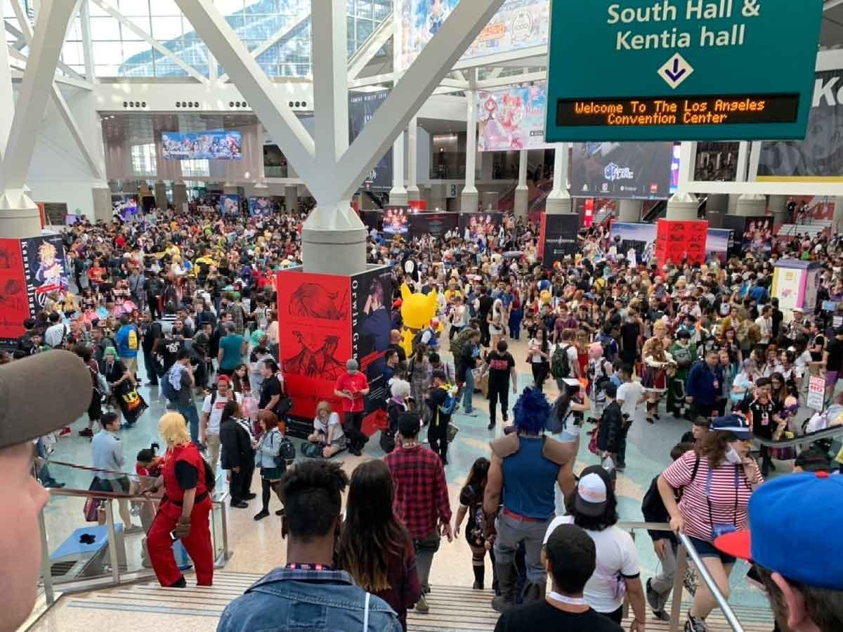 anime expo、大盛況でした!!