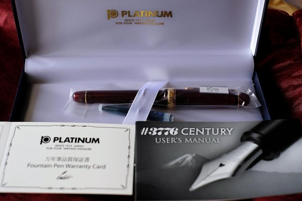 platinum cntury #3776
