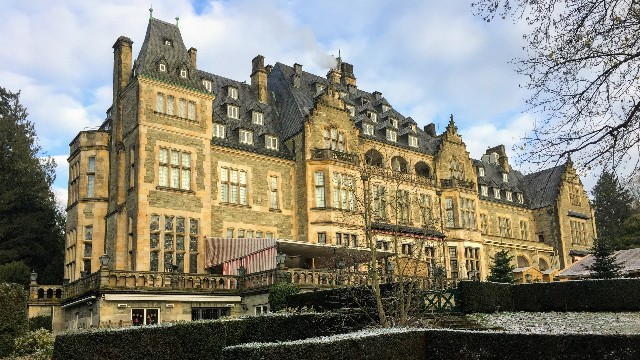 ドイツシュロスホテルの写真