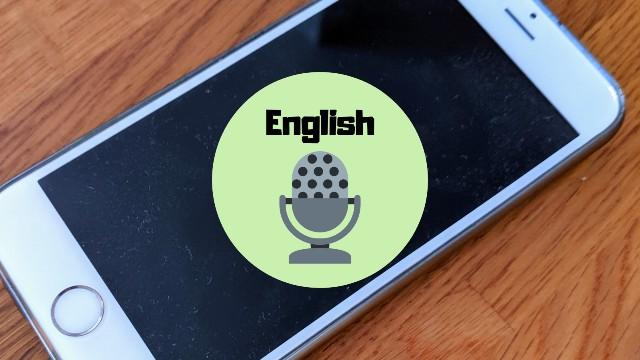 スマホで英語音声入力する方法
