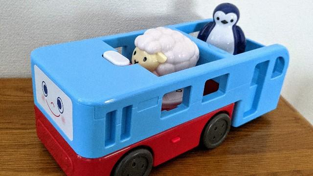 こどもちゃれんじぷちブルーンバスと仲間たち