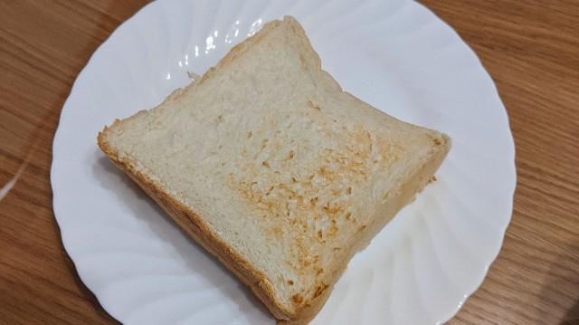 最高級食パン専門店「い志かわ」の食パンをトーストした写真
