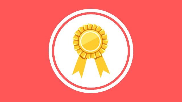 受賞のイメージ画像