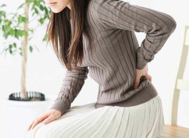 プランクの効果「腰痛予防」