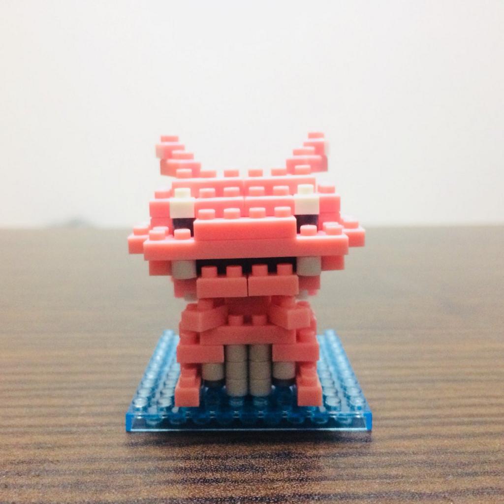 ぷちゴン,レゴ,ブロック,puchigon