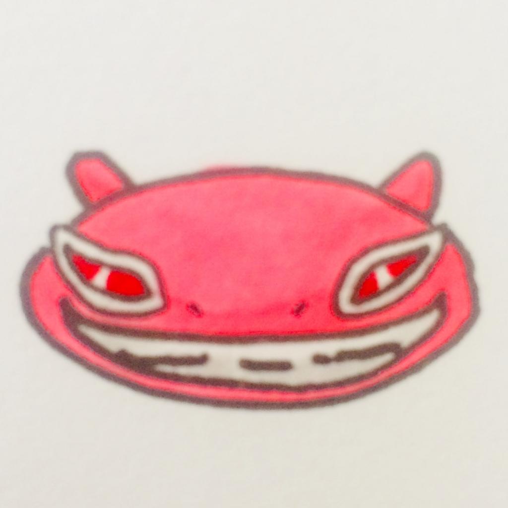 ドフラミンゴ(ワンピース)に憧れるぷちゴン|ぷちゴン